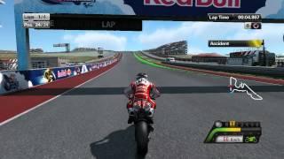 Первый смотр игры MotoGP 13