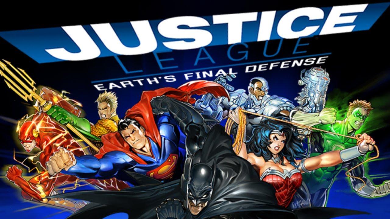 Justice League Earth S Final Defense For Iphone Ipad Justice League Superhero Images League