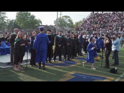 Fordson High School | 2019 Commencement Ceremony | Part 2