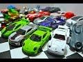 Let's Open New Hot Wheels Cars Toy Unboxing: Porsche, Lamborghini, And More!