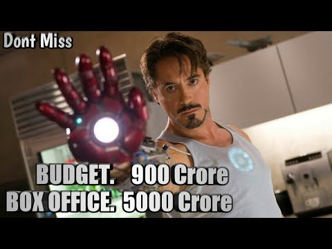 Top 5 Big hollywood Movies budget and box office collection