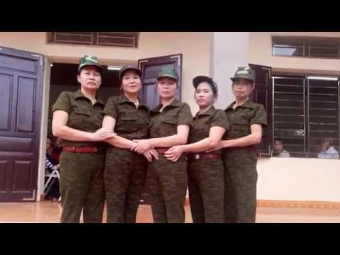 """Nhảy aerobic nền nhạc """"Chào em cô gái Lam Hồng"""" – CLB Dưỡng sinh Yên Ninh"""