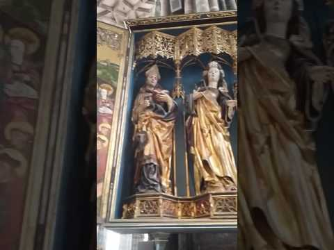 St. Lorenz Church Nuremberg Germany