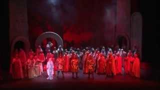 Мужайся княгиня хор бояр из оперы Князь Игорь и финал 1 акта Самара 2012