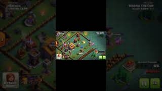 Clash of clans glitch !! Must watch once insane glitch while attack
