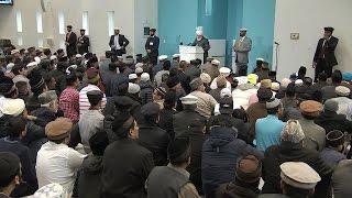 Sermón del viernes 28-10-2016: La esencia de un Waqfe Nau
