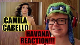 CAMILA CABELLO HAVANA REACTION!!!