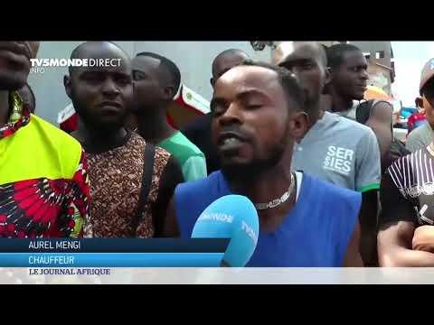 RDC : grève des transports publics à Kinshasa