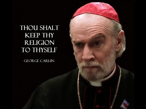 """""""But He Loves You"""" (George Carlin) - YouTube"""