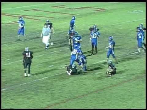 [WPRG-TV Flashback] Shelby Valley vs. Prestonsburg High School (October 26, 2007)