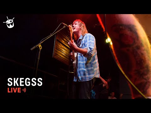 Skegss - 'Spring Has Sprung' (triple j Unearthed Live At The Steps)
