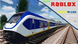 Roblox NS SLT Sprinter Trainware Experimental Lab
