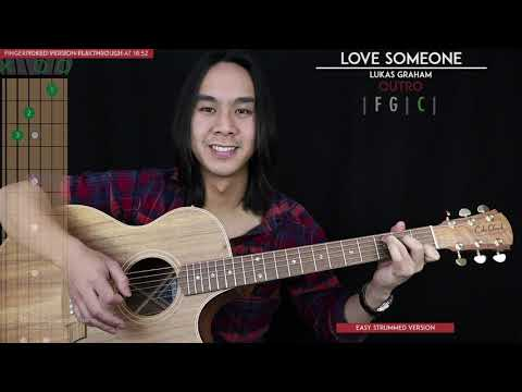 Love Someone Guitar Cover Acoustic   Lukas Graham