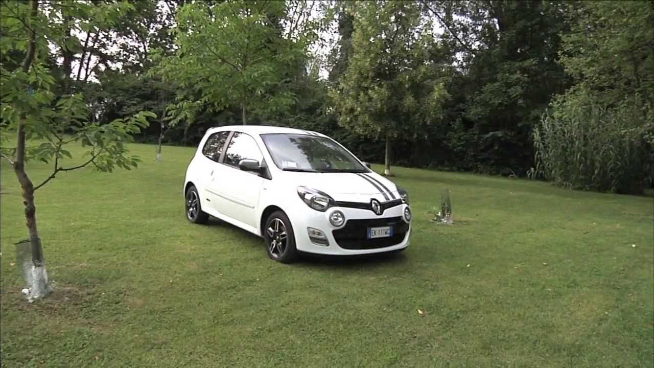 renault twingo goldrini 1 2 tce gt 2012 prova su strada gtv youtube. Black Bedroom Furniture Sets. Home Design Ideas