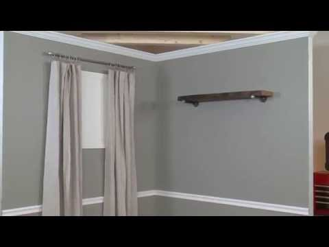 How to Hang Curtains for Small Windows