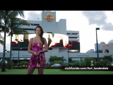 Compras e vida noturna agitada em Grande Fort Lauderdale