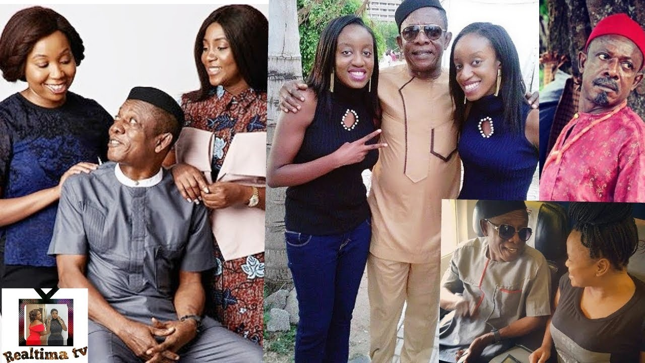 Download Actor Nkem Owoh Wife, Daughters and somethings you Probably Didn't know About Him