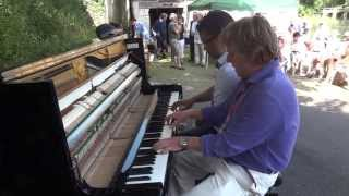 Download Video Live Music : 2013 UK Boogie Woogie Festival : Watermill Concert, featuring Patrick Smet and Friends. MP3 3GP MP4