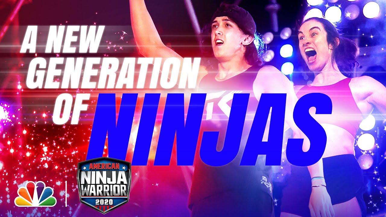 Download The Best Runs from Young Ninjas - American Ninja Warrior 2020