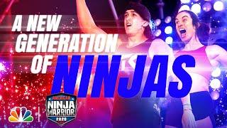 The Best Runs from Young Ninjas - American Ninja Warrior 2020