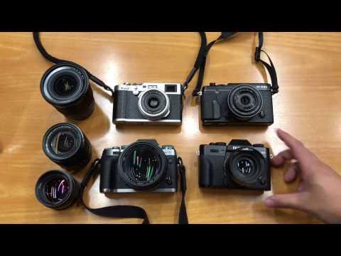 Fuji XT20 Best Travel Camera