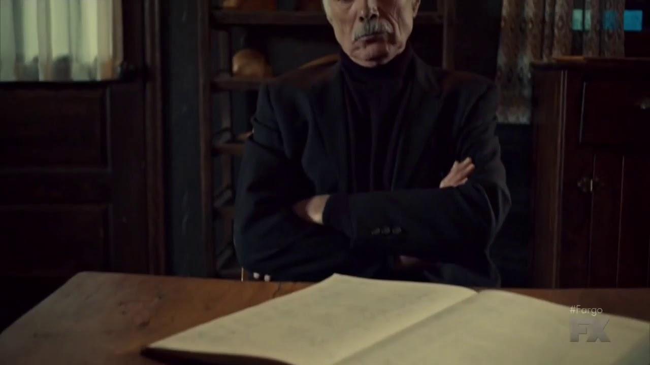 Download Otto Gerhardt Suffers Stroke During Family Gathering (Fargo, Season 2, episode 1)
