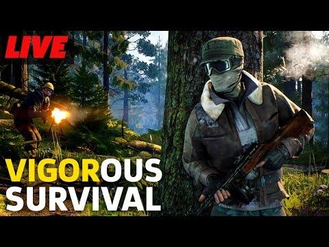 Vigor Beta Xbox One Gameplay Live