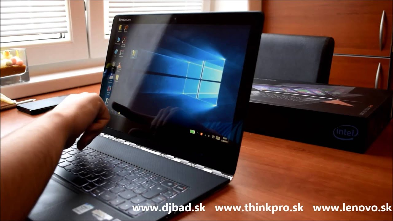 Lenovo Yoga 3 Pro Windows 10