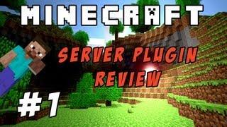 [Minecraft] 2 Fun Plugins/Mods For a Minecraft Server 1.7.2