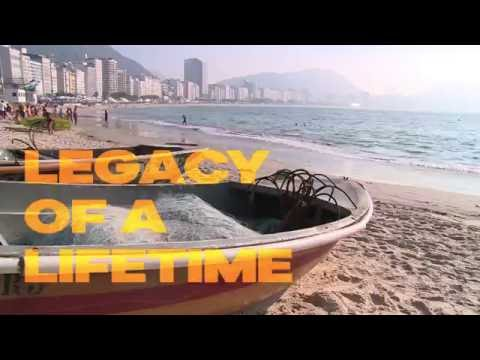 FIVB in Rio: Leaving a legacy
