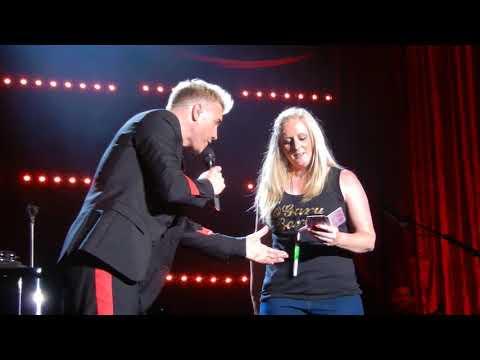 Gary Barlow A Million Love Songs Bournemouth 2.6.18
