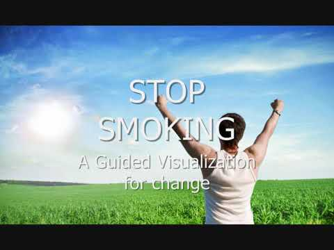 Quit Smoking Guided Visualization- Replace Addiction with Passion