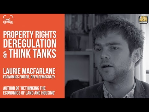 Real Media: Property Rights, Deregulation and Think Tanks (2/2)