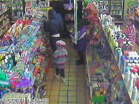 Shoplifting girl gets caught and strip searched - 3 4
