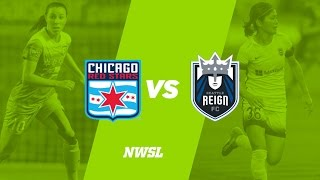 Chicago Red Stars vs Seattle Reign FC full match
