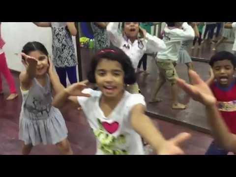 Baby Ko Bass Pasand Hai   Paul's Dance Station   Kids Batch  