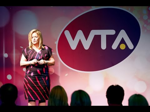 2014 State of the WTA Press Conference