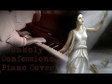 Avenged Sevenfold - Unholy Confessions - Piano Cover