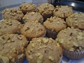 How to make Banana Nut Muffins from scratch