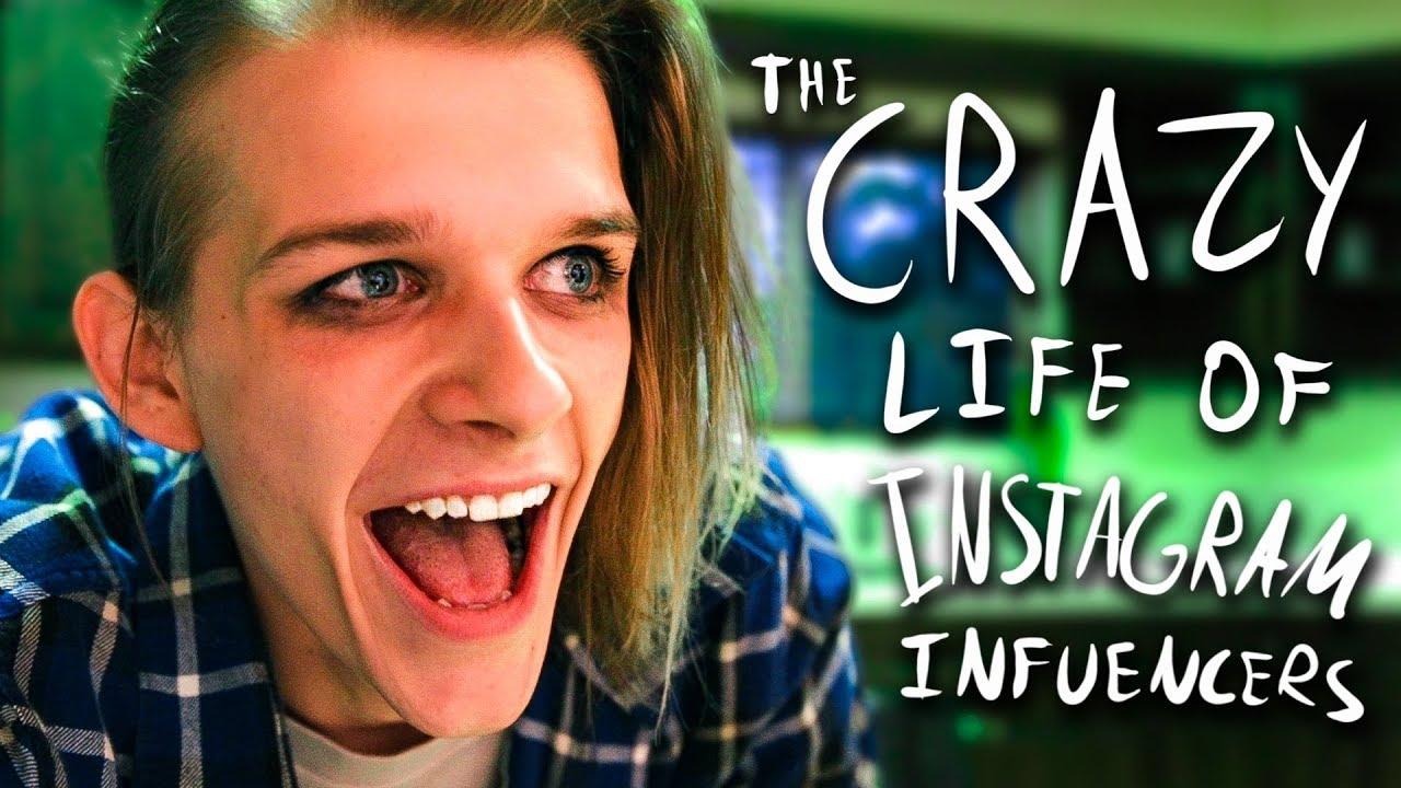 The Crazy Life Of Instagram Influencers