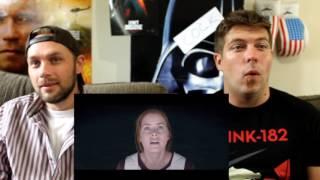 Arrival Trailer Reaction (Aliens, Amy Adams)