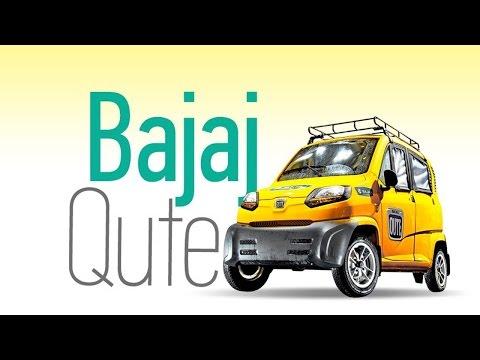 Bajaj Qute: примеряем «самый дешевый автомобиль в мире»