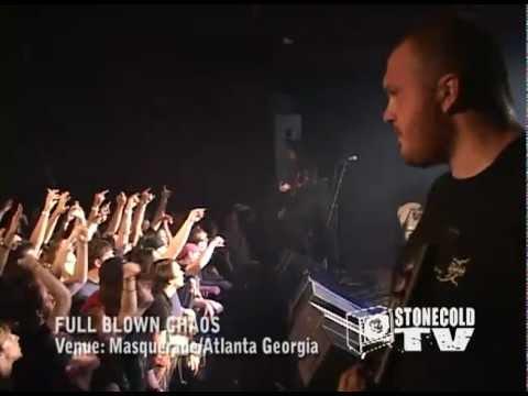 FULL BLOWN CHAOS live Atlanta Georgia