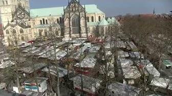 """""""Nimm zwei!"""" - Der Wochenmarkt von Münster. Der ganze Film!"""