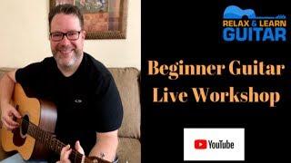 Beginner Guitar: How to Strum (Live Workshop)
