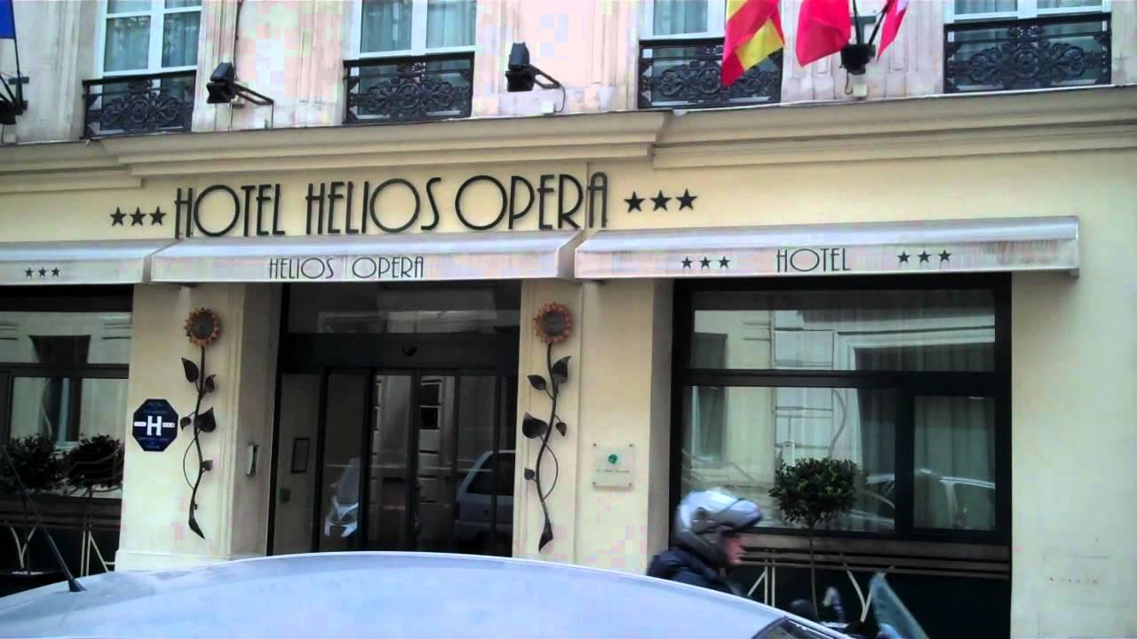 Hotel Helios Paris
