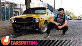 We Found a Vintage Toyota Corolla Drag Car and Other Random Weird Cars in Brooklyn