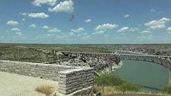 Facing Our Fears!  The Pecos River Bridge Near Langtry, Texas