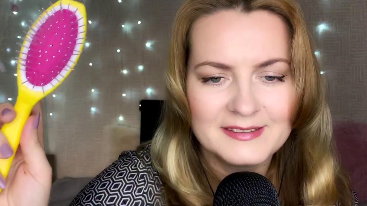 АСМР Близкий,нежный Шепот и мои покупки косметики - ASMR Video