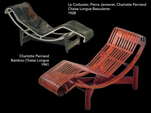 Charlotte Perriand: a Brief Overview